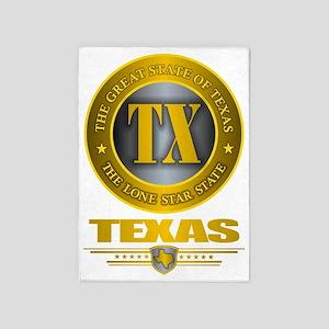Tex 5'x7'Area Rug