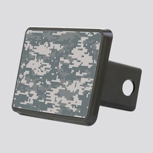 Digital camo laptop skin Rectangular Hitch Cover