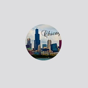 Chicago_4.25x5.5_NoteCards_Skyline Mini Button