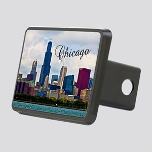 Chicago_4.25x5.5_NoteCards Rectangular Hitch Cover