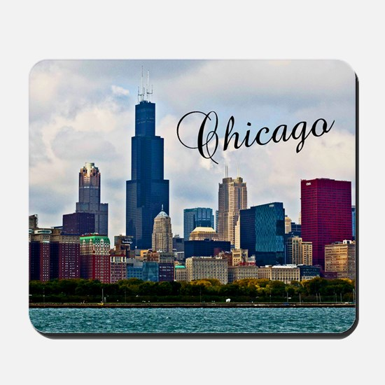 Chicago_4.25x5.5_NoteCards_Skyline Mousepad
