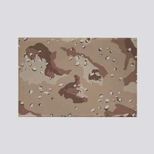 Desert camo laptop skin Rectangle Magnet
