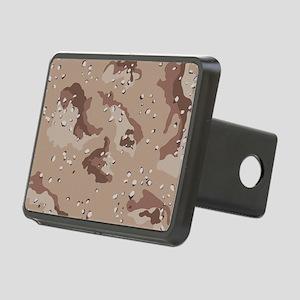 Desert camo laptop skin Rectangular Hitch Cover
