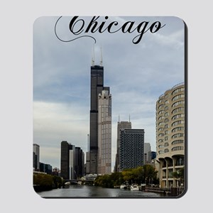 Chicago_5.5x8.5_Journal_Skyline Mousepad