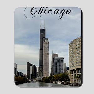 Chicago_5.5x8.5_Journal_Skyline Mousepad