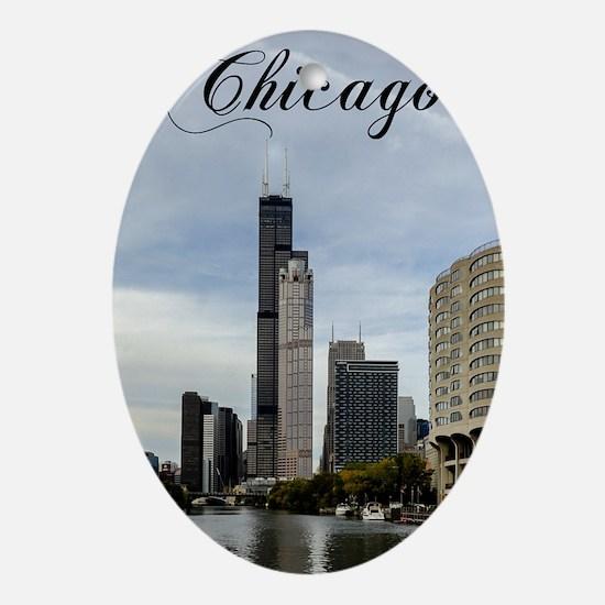 Chicago_5.5x8.5_Journal_Skyline Oval Ornament