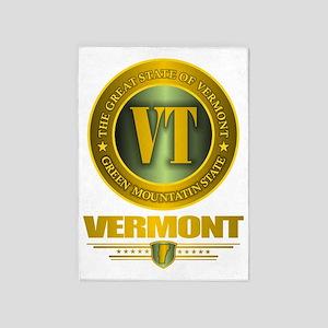 Vermont Gold Label 5'x7'Area Rug