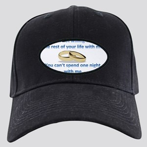 Commitment Black Cap