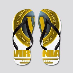Virginia Gold Label Flip Flops