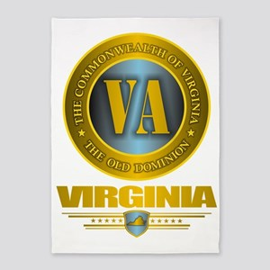 Virginia Gold Label 5'x7'Area Rug