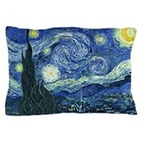 Starry night Pillow Cases
