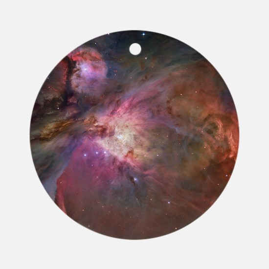 Orion Nebula Round Ornament