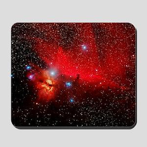 Horsehead and Flame nebulae Mousepad