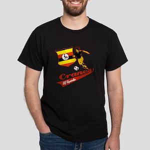 Ugandan soccer Dark T-Shirt