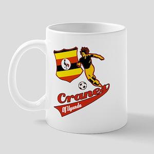 Ugandan soccer Mug