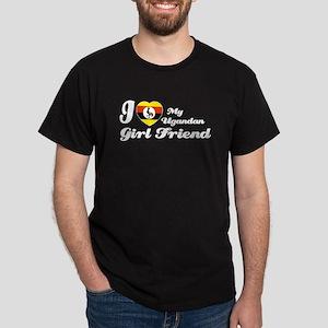 Ugandan girl friend Dark T-Shirt