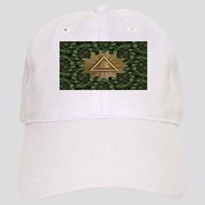 "Ancient ""All Seeing Eye"" symb Cap"