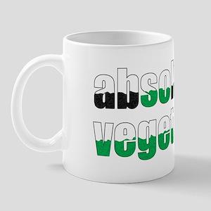 Absolutely Vegetarian Mug