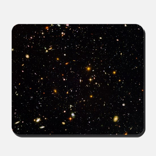 Hubble Ultra Deep Field galaxies Mousepad