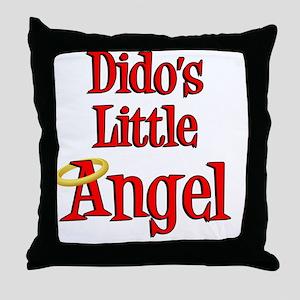 Dido Little Angel Throw Pillow