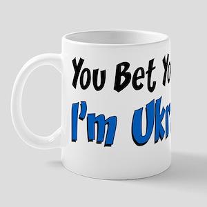 Bet Your Perohy Ukrainian Mug