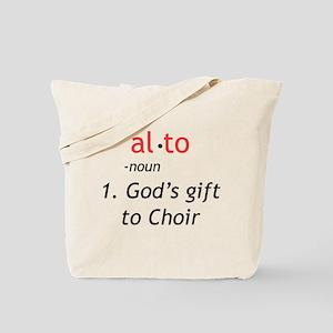 Alto Definition Tote Bag
