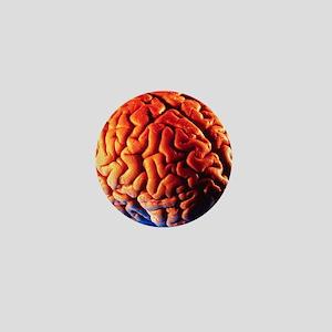 Human brain Mini Button