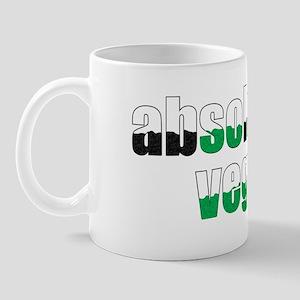Absolutely Vegan Mug
