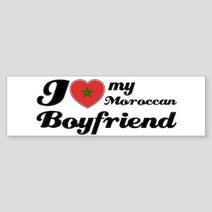 Moroccan Boy friend Bumper Sticker