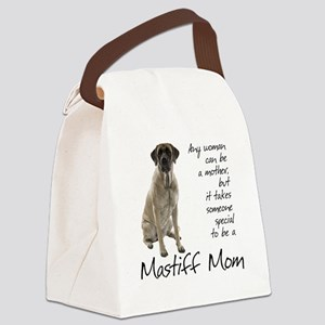 Mastiff Mom Canvas Lunch Bag