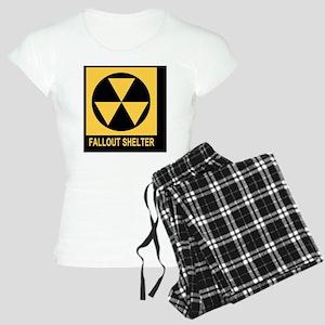 Fallout Shelter Square Women's Light Pajamas