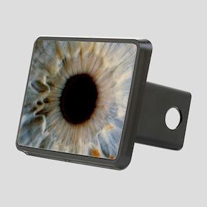 Human eye Rectangular Hitch Cover