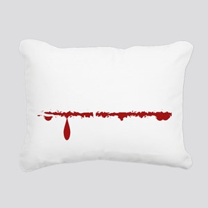Paralegal Zombie Rectangular Canvas Pillow