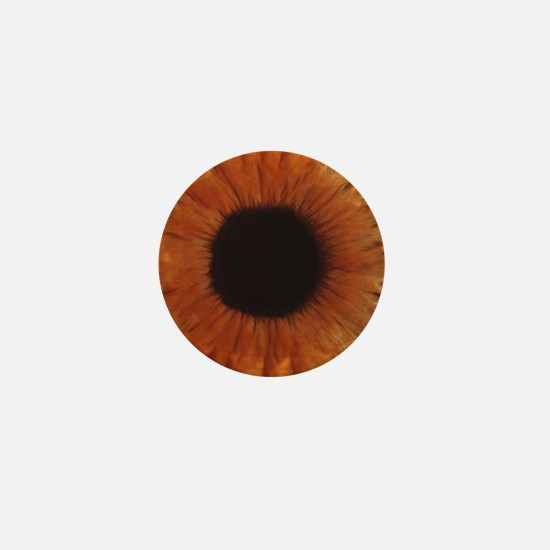Human iris Mini Button