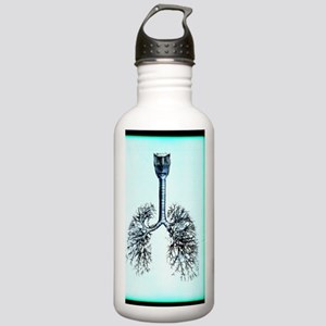 Human lungs Stainless Water Bottle 1.0L