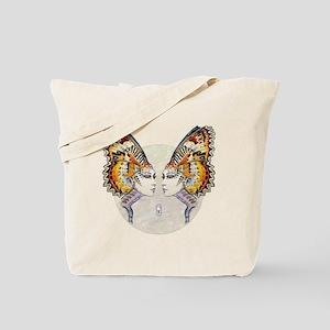 Alien Butterfly Fantasy 5 Tote Bag