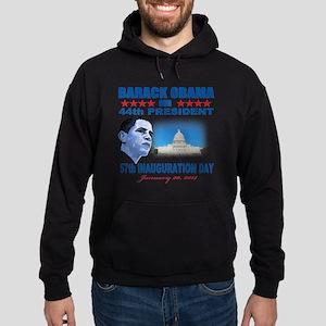 57th Presidential inauguration Hoodie (dark)