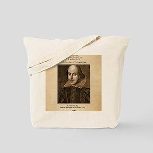 first_folio-16x20-ipad2 Tote Bag
