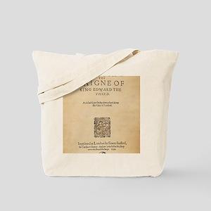 king-edward-ipad Tote Bag
