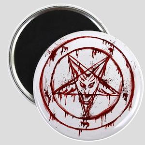 Bloody Baphomet Magnet