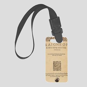 king-edward-iphonewallet Small Luggage Tag