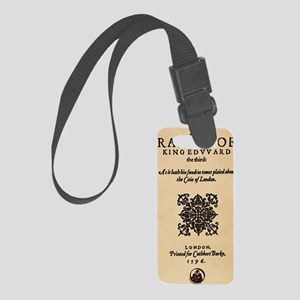 king-edward-1596-iphonewallet Small Luggage Tag