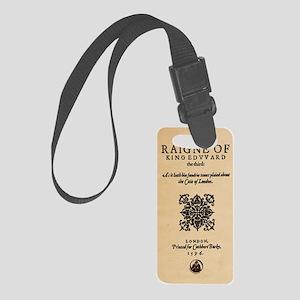 king-edward-1596-iphonesnap Small Luggage Tag