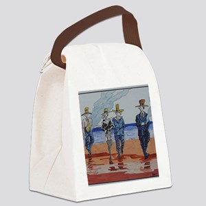 Billy Boys by Pat Canvas Lunch Bag