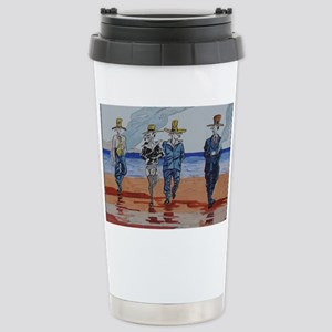 Billy Boys by Pat Stainless Steel Travel Mug