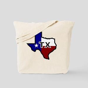 TX - Texas Tote Bag