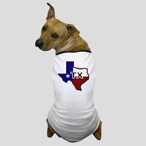TX - Texas Dog T-Shirt
