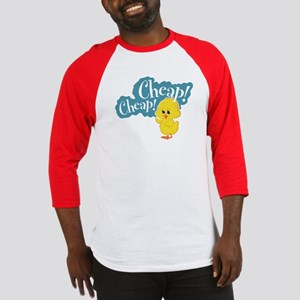 Cheap! Cheap! Baseball Jersey
