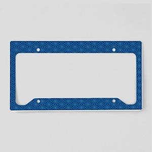 pillowcase Aiyana hexagon License Plate Holder