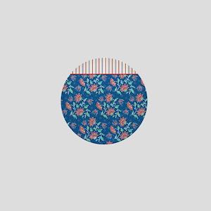 duvet king aiyana stripe Mini Button